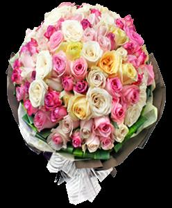 ช่อดอกไม้ A04 ฿1,490.00